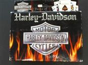 HARLEY DAVIDSON PLAYING CARDS